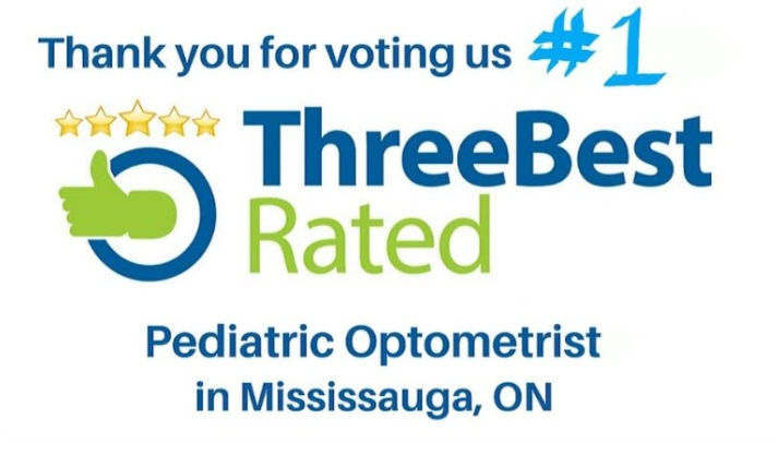 three best rated pediatric optometrist