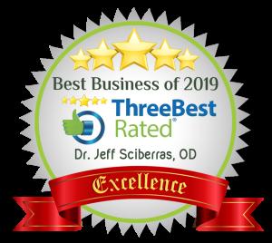 Dr. Jeff Sciberras, OD 2019
