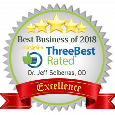 Dr. Jeff Sciberras, OD 2018